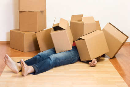 Professional Man and Van Removals in Reading