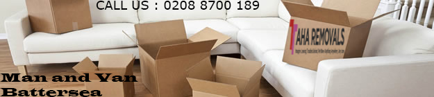Man and Van London Battersea Tips to reduce your stress