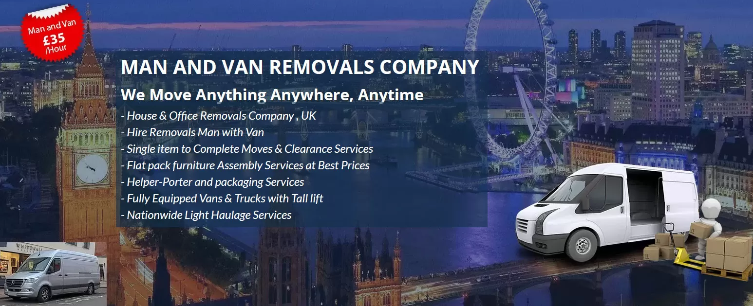 Man and Van Removal